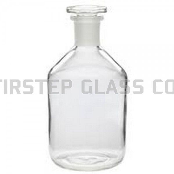 Reagent Bottle with Glass stopper