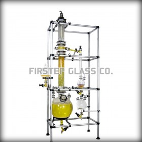 Fractional Distillation Unit