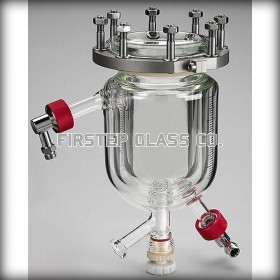 Triple Jacketed Reactor
