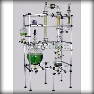 Reflux Reaction Cum Distillation Unit (RRDU)